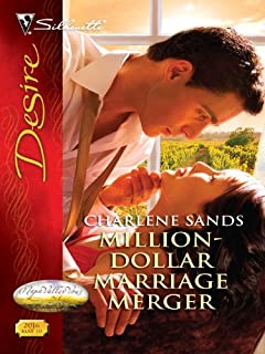 Million-Dollar Marriage Merger (Napa Valley Vows Book 2016)