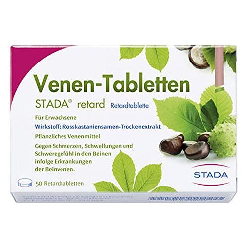 Venen-Tabletten STADA ret 50 stk