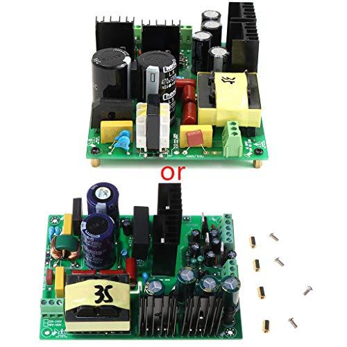 ATATMOUNT PARA Amplificador PSU de Doble Voltaje -Audio AMP Placa de Fuente de alimentación conmutada 500W 65V