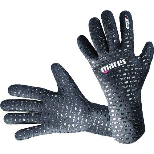 Mares Erwachsene Handschuhe Flexa Touch 2 mm Tauchhandschuhe, Black, M/L