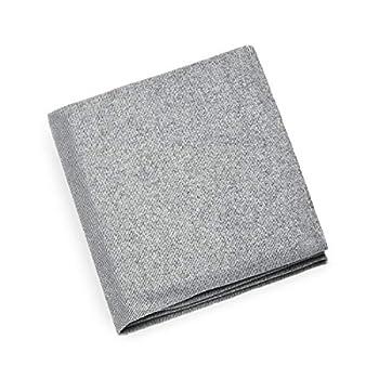 Chicco LullaGo Bassinet Sheet - Soft Stripe Grey