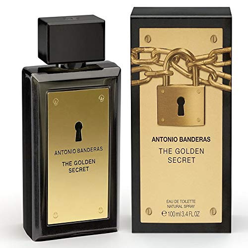 Antonio Banderas The Golden Secret - Eau de Toilette - 30ML