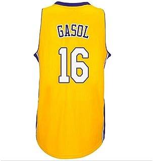 Amazon.es: Camiseta Lakers Gasol