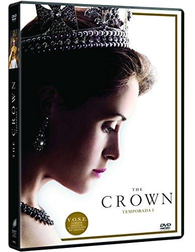 The Crown - Temporada 1 (Vose) [DVD]