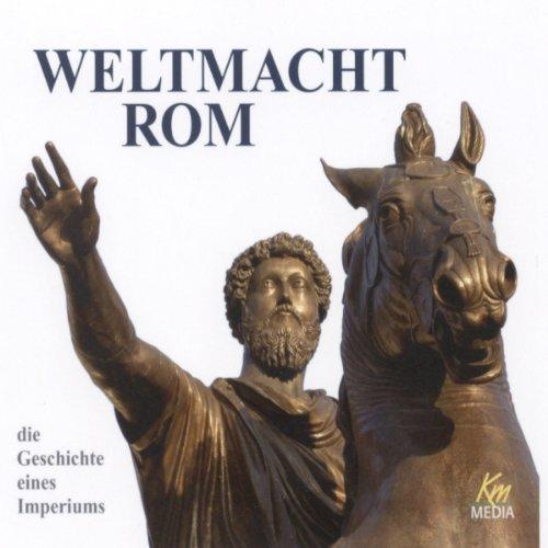 Weltmacht Rom audiobook cover art