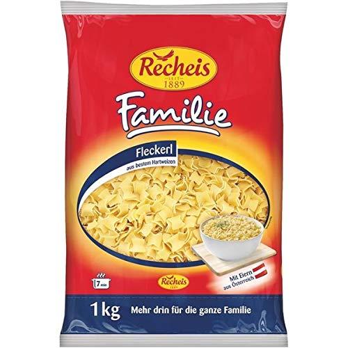 Recheis Familie 1kg, Fleckerl 3 x 1 kg