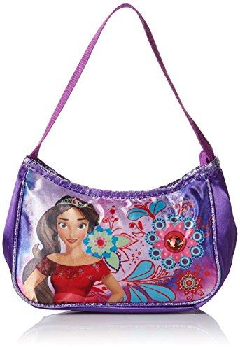 Disney Girls' Elena Handbag, purple, NO SIZE