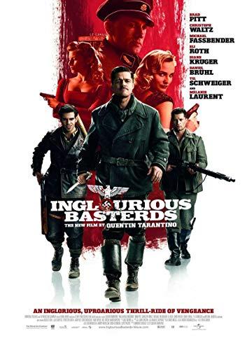 Poster Inglorious Bastard Affiche cinéma Wall Art