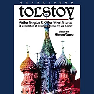 Father Sergius & Other Short Stories cover art