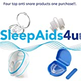 Stop snoring kit All New 4 Piece | The Latest Lightweight no Sweet
