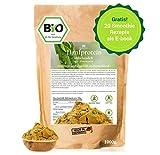 BIO Hanfprotein 1kg aus Deutschland + Gratis Smoothie E-Book (PDF), DE-Öko-070, Vegan Protein aus Hanfsamen, Low Carb