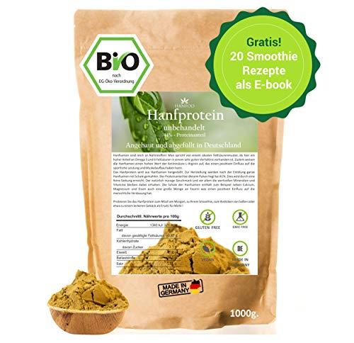 Hanfoo -  BIO Hanfprotein 1kg