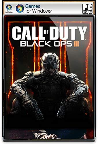 C-O-D Black-Ops III – Digital Download – [ NO DVD NO CD ] –