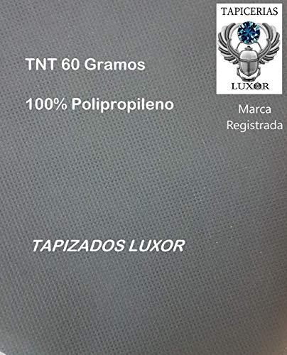 Tejido TST/TNT 60 Gramos (Tejido sin tejer) Color GRIS (Tejido utilizado para mascarillas) VENTA POR METROS