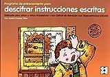 Programa de entrenamiento para descifrar instrucciones escritas: 34 (Estrategias para aprender)