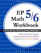 EP Math 5/6 Workbook: Part of the Easy Peasy All-in-One Homeschool PDF