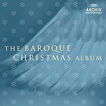 The Baroque Christmas Album by John Eliot Gardiner (2005-10-11)