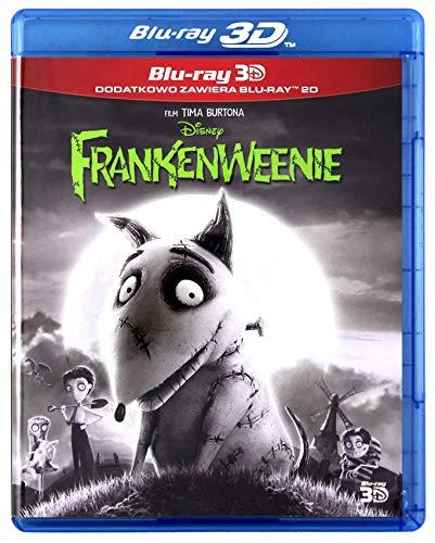 Frankenweenie [Blu-Ray]+[Blu-Ray 3D] [Region B] (IMPORT) (Keine deutsche Version)