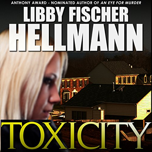 ToxiCity audiobook cover art