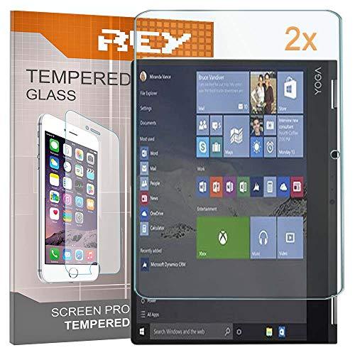Pack 2X Panzerglas Schutzfolie für Lenovo Yoga Book 10,1