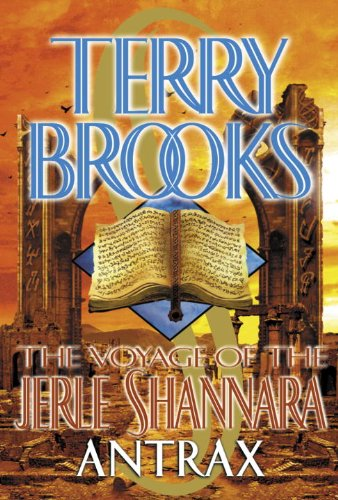 The Voyage of the Jerle Shannara: Antrax (English Edition)