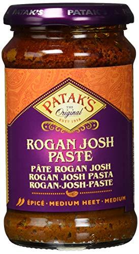 Patak's Currypaste, Rogan Josh, 6er Pack (6 x 283 g)