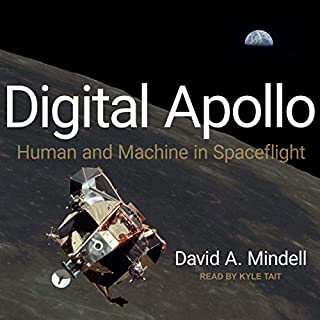 Digital Apollo audiobook cover art