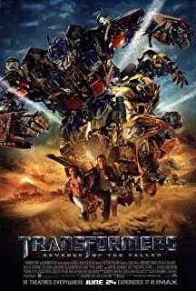 Movie Posters 27 x 40 Transformers 2: Revenge of The Fallen