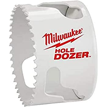 "Milwaukee Electric Tool 49-56-0193 Bi-Metal Hole Saw, 3-1/2"""