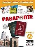 Pasaporte 2 (A2)- libro del alumno + CD audio: Libro del alumno + CD audio A2: Vol. 2 (Métodos - Jóvenes y adultos - Pasaporte - Nivel A2)