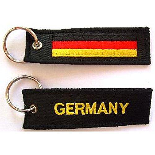 Everflag Schlüsselanhänger : Deutschland