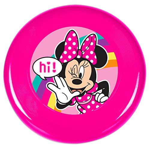 Find Bargain Disney 9806 Frisbee disc, Pink