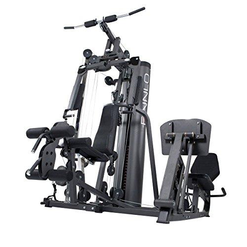 Finnlo - Estación de entrenamiento 2500GS con peso adicional de 20kg