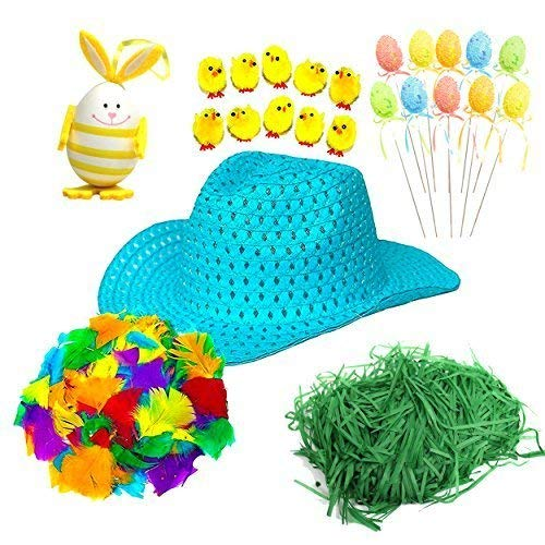 Easter Decorations For Hats Amazon Co Uk