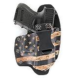 Digital Tan USA IWB Hybrid Concealed Carry Holster (Right-Hand, Bersa BP9CC)
