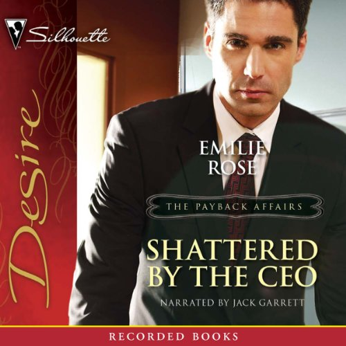 Shattered by the CEO audiobook cover art
