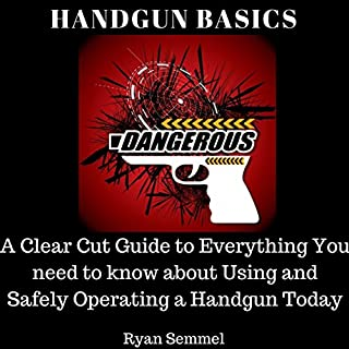 Handgun Basics audiobook cover art