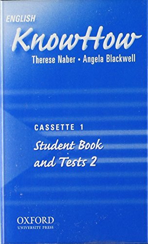 English KnowHow 2: English Knowhow 2: Cassettes (2): Level 2