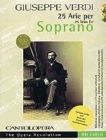 25 Arie Per Soprano / 25 Arias for Soprano (Cantolopera: The Opera Revolution)