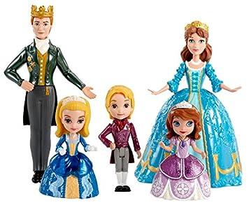 Princesa Sofía - Conjunto Baile Real (Mattel CLG24)
