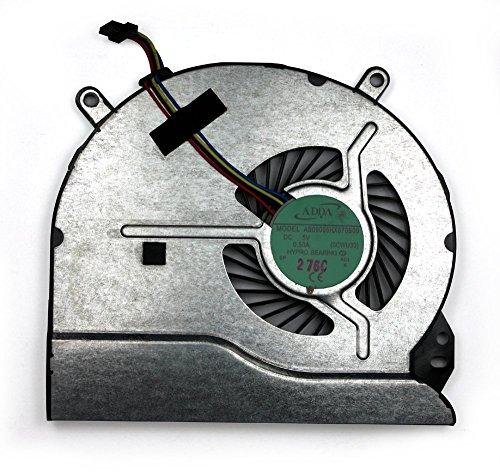 HP PAVILION 15 SLEEKBOOK 15T - b000 ventilador para portátil Compatible con
