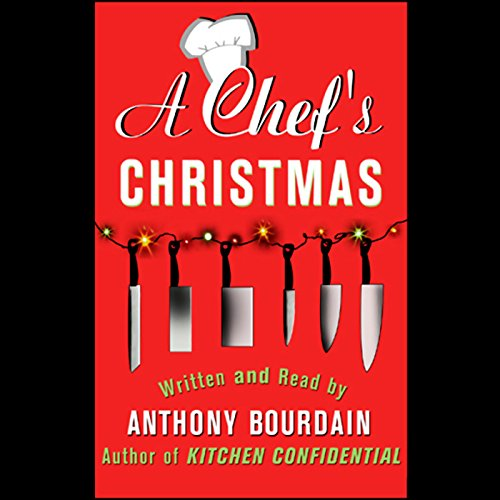 A Chef's Christmas cover art