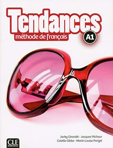 Tendances A1 - livre de l´eleve DVD-rom + cd audio: Livre de l'eleve A1 + DVD-Rom