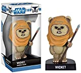 Wacky Wobbler Star Wars Ewok Cabezon PVC ca 13cm de Funko