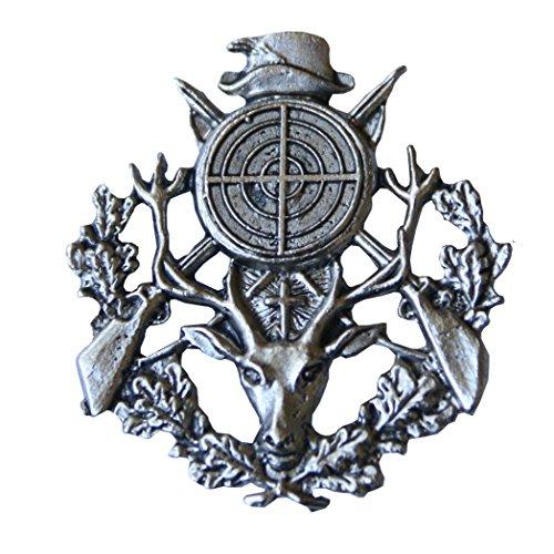 Breiter - Badge à chapeau avec visière de protection