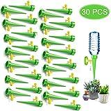 30 Stück Automatisch Bewässerung Set,Pflanzen Bewässerungssystem mit Einstellbar,Bewässerung für Topfpflanzen,Gartenpflanzen Blumen Bewässerung,geeignet Pflege Ihrer Indoor & Outdoor Home Pflanzen