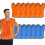 Betecent Scrimmage Team Training Vests Pinnies,Practice...