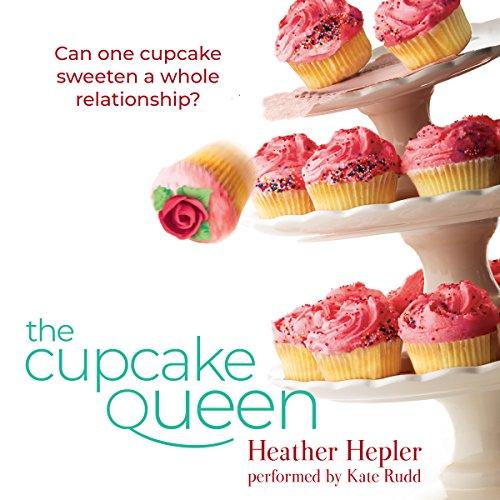 The Cupcake Queen audiobook cover art