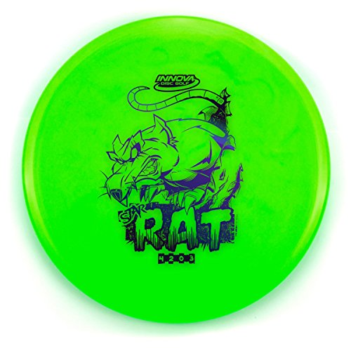 Innova Star Rat Mid-Range Golf Disc [Colors will vary] - 160-164g