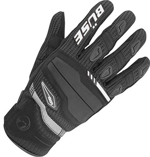 Büse Fresh Motorradhandschuhe 11 Schwarz/Weiß